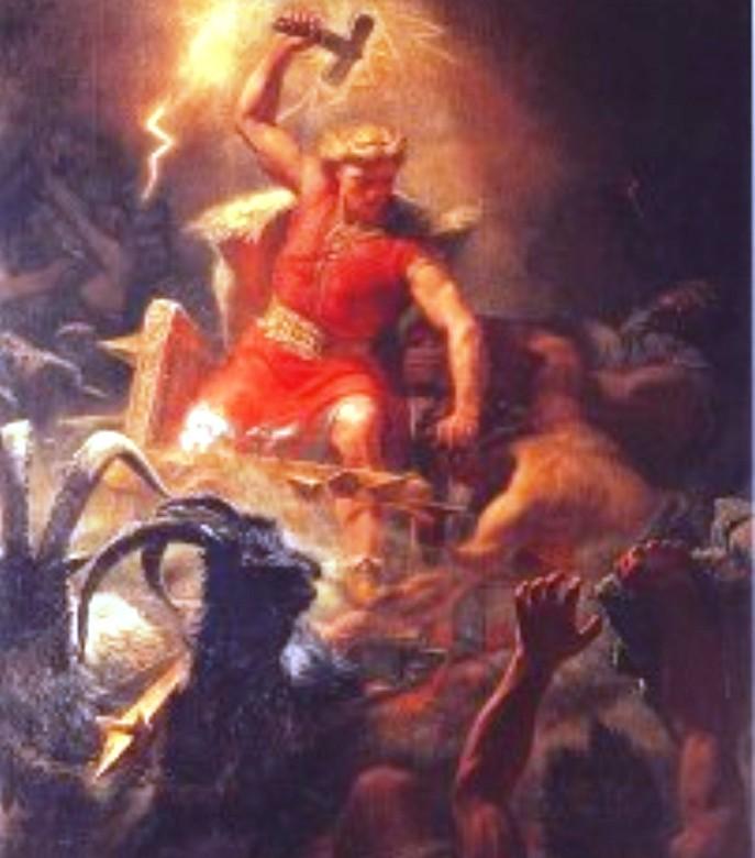 Thor God